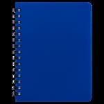 Книжка записная на пружине Buromax