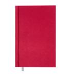 Ежедневник недатированный Buromax Perla A6 из бумвинила на 288 страниц Красный (BM.2606-05)