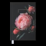 Ежедневник датированный 2022 Buromax MAGIC А6 красный 336 с (BM.2516-05)