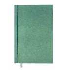Ежедневник недатированный Buromax Perla A6 из бумвинила на 288 страниц Бирюзовый (BM.2606-06)