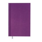 Ежедневник недатированный Buromax Perla A6 из бумвинила на 288 страниц Фиолетовый (BM.2606-07)