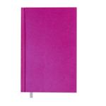Ежедневник недатированный Buromax Perla A6 из бумвинила на 288 страниц Малиновый (BM.2606-29)