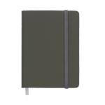 Ежедневник недатированный Buromax Touch Me, А6, 288 стр., серый (BM.2614-09)