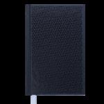 Ежедневник недатированный Buromax Tone, А6, 288 стр., черный (BM.2600-01)