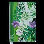 Ежедневник недатированный Buromax Celine A6 из полиграфической бумаги на 288 страниц Салатовый (BM.2602-15)