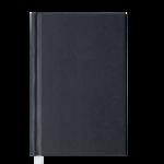 Ежедневник недатированный Buromax Strong A6 из бумвинила на 288 страниц Черный (BM.2605-01)