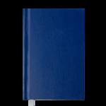 Ежедневник недатированный Buromax Strong A6 из бумвинила на 288 страниц Синий (BM.2605-02)