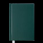 Ежедневник недатированный Buromax Strong A6 из бумвинила на 288 страниц Зеленый (BM.2605-04)
