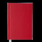 Ежедневник недатированный Buromax Strong A6 из бумвинила на 288 страниц Красный (BM.2605-05)