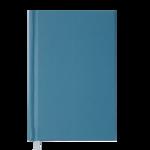 Ежедневник недатированный Buromax Strong A6 из бумвинила на 288 страниц Голубой (BM.2605-25)