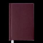 Ежедневник недатированный Buromax Strong A6 из бумвинила на 288 страниц Коричневый (BM.2605-25)
