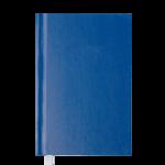 Ежедневник недатированный Buromax Strong A6 из бумвинила на 288 страниц Светло-синий (BM.2605-30)