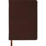Ежедневник недатированный Buromax Amazonia, А6, 288 стр., коричневый (BM.2612-25)