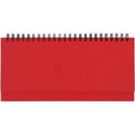 Планинг недатированный Buromax Strong BM.2698-05, 112 стр., красный