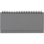 Планинг недатированный Buromax Strong BM.2698-09, 112 стр., серый