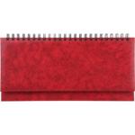 Планинг недатированный Buromax Base BM.2699-05, 112 стр., красный