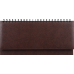 Планинг недатированный Buromax Base BM.2699-25, 112 стр., коричневый