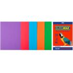 Набор цветной бумаги Buromax, А4, 80г/м2, INTENSIV, 5 цветов, 50 листов (BM.2721350-99)