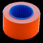 Ценник 26*16мм (375шт, 6м), прямоугольный, внешняя намотка, оранжевый (BM.282103-11)