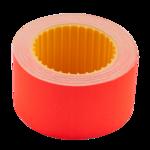 Ценник 30*20мм (300шт, 6м), прямоугольный, внешняя намотка, красный (BM.282104-05)