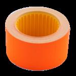 Ценник 30*20мм (300шт, 6м), прямоугольный, внешняя намотка, оранжевый (BM.282104-11)