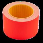 Ценник 35*25мм (240шт, 6м), прямоугольный, внешняя намотка, красный (BM.282105-05)