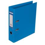 Регистратор Buromax Elite, А4, 70 мм, рычаж. мех, двухстор., светло-синий (BM.3001-30c)