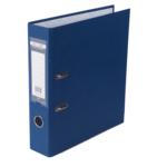 Регистратор Buromax Jobmax, А4, 70 мм, рычаж. мех, одностор., темно-синий (BM.3011-03c)