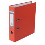 Регистратор Buromax Jobmax, А4, 70 мм, рычаж. мех, одностор., оранжевый (BM.3011-11c)