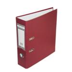 Регистратор Buromax Jobmax, А4, 70 мм, рычаж. мех, одностор., бордовый (BM.3011-13c)