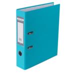Регистратор Buromax Jobmax, А4, 70 мм, рычаж. мех, одностор., голубой (BM.3011-14c)