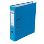Регистратор Buromax Jobmax, А4, 70 мм, рычаж. мех, одностор., светло-синий (BM.3011-30c)