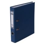 Регистратор Buromax Jobmax, А4, 50 мм, рычаж. мех, одностор., темно-синий (BM.3012-03c)