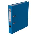 Регистратор Buromax Jobmax, А4, 50 мм, рычаж. мех, одностор., светло-синий (BM.3012-30c)