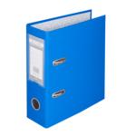 Регистратор Buromax, А5, 70 мм, рычажной механизм, одностор., синий (BM.3013-02)
