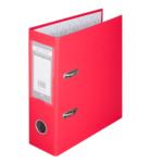 Регистратор Buromax, А5, 70 мм, рычажной механизм, одностор., красный (BM.3013-05)