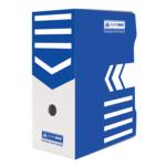 Бокс для архивации документов Buromax, 150 мм, синий (BM.3262-02)