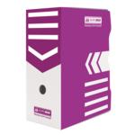 Бокс для архивации документов Buromax, 150 мм, фиолетовый (BM.3262-07)