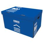 Короб для архивных боксов Buromax, синий (BM.3270-02)