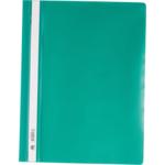Скоросшиватель пластиковый Buromax, А4, PP, зеленый (BM.3311-04)