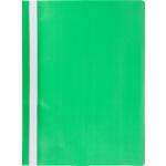 Скоросшиватель пластиковый Buromax, А4, зеленый (BM.3313-04)