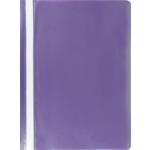 Скоросшиватель пластиковый Buromax, А4, фиолетовый (BM.3313-07)