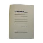 Скоросшиватель картонный Buromax, А4 (BM.3334)