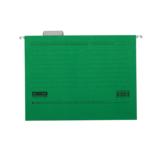 Файлы подвесные Buromax, А4, картон, зеленый (BM.3350-04)