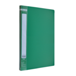 Папка с боковым прижимом Buromax Jobmax, А4, зеленый (BM.3401-04)