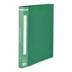 Папка с боковым прижимом Buromax, А4, зеленый (BM.3402-04)