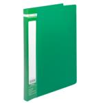 Папка пластиковая со скоросшивателем Buromax Jobmax, А4, зеленый (BM.3406-04)