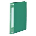 Папка пластиковая со скоросшивателем Buromax, А4, зеленый (BM.3407-04)