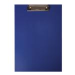 Клипборд Buromax, А4, PVC, темно-синий (BM.3411-03)