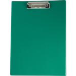 Клипборд Buromax, А4, PVC, зеленый (BM.3411-04)